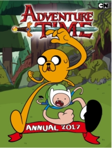 Adventure Time Annual 2017, Hardback