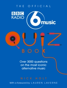 The Official Radio 6 Music Quiz Book, Paperback