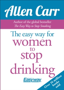 The Easy Way for Women to Stop Drinking, Paperback