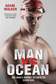 Man vs Ocean, Paperback Book