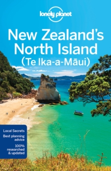 Lonely Planet New Zealand's North Island, Paperback