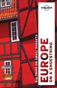 Europe on a Shoestring, Paperback Book