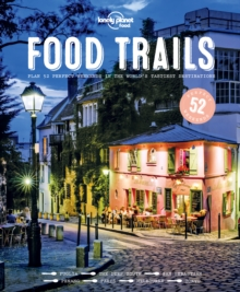Food Trails, Hardback Book