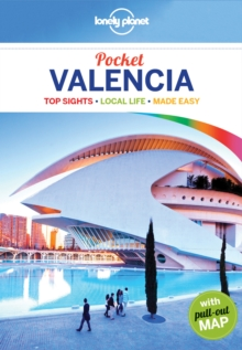 Lonely Planet Pocket Valencia, Paperback