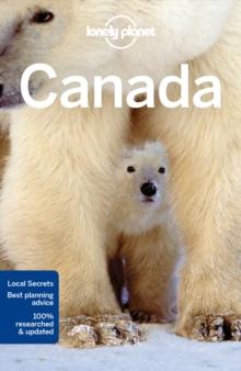 Lonely Planet Canada, Paperback Book