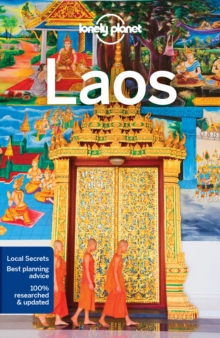 Lonely Planet Laos, Paperback Book
