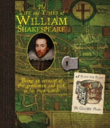 William Shakespeare : From Stratford to London, Hardback
