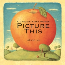 Picture This... : A Child's First Picture Book, Board book