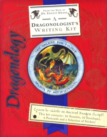 Dragonologists Writing Kit : From the Desk of Dr Ernest Drake, Mixed media product