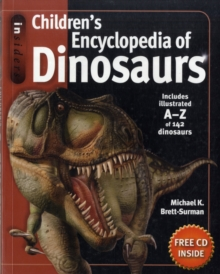 Insiders Encyclopedia of Dinosaurs, Paperback