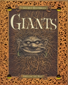 The Secret History of Giants, Hardback