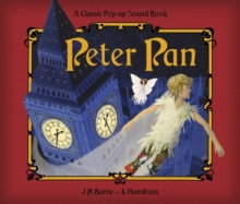 Peter Pan Sound Book, Hardback Book