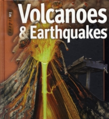 Volcanoes & Earthquakes, Paperback Book