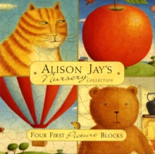 Alison Jay's First Picture Blocks, Board book