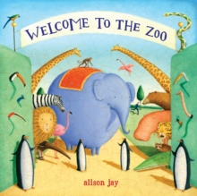 Welcome to the Zoo, Board book