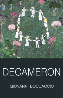 Decameron, Paperback Book
