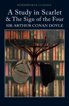 A Study in Scarlet & the Sign of the Four, Paperback