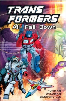 Transformers : All Fall Down, Paperback Book