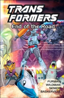 Transformers : End of the Road, Paperback