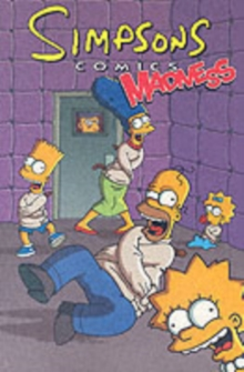 Simpsons Comics Madness, Paperback
