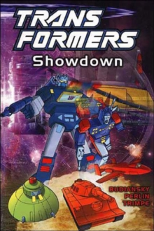 Transformers : Showdown, Paperback Book