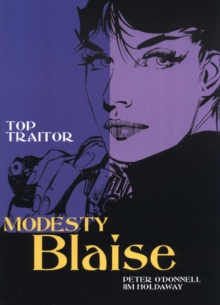 Modesty Blaise : Top Traitor, Paperback