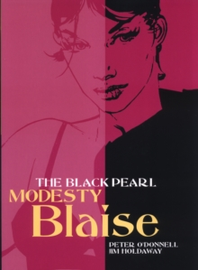 Modesty Blaise : Black Pearl, Paperback Book