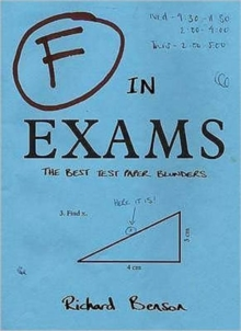F in Exams : The Best Test Paper Blunders, Paperback