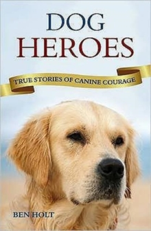 Dog Heroes : True Stories of Canine Courage, Paperback