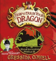 How to Train Your Dragon : Book 1, CD-Audio Book