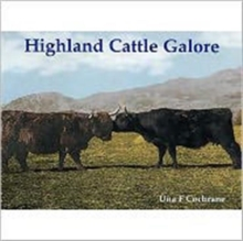 Highland Cattle Galore, Paperback Book