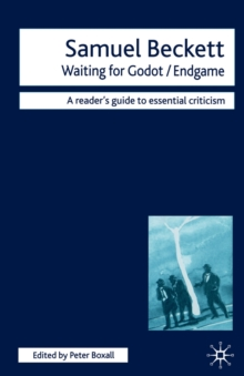 "Samuel Beckett : ""Waiting for Godot"", ""Endgame"", Paperback"