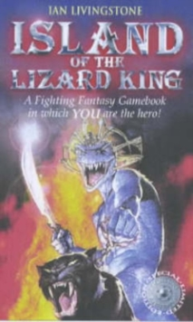 Island of the Lizard King, Paperback