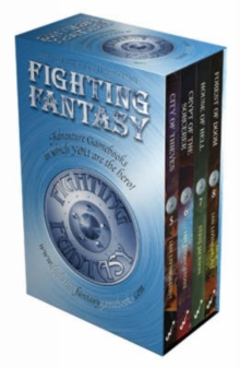 Fighting Fantasy Box Set : Gamebooks 5-8 (City of Thieves, Crypt of the Sorcerer, House of Hell, Forest of Doom), Paperback