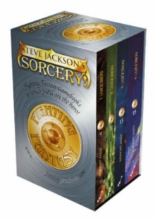 Fighting Fantasy Sorcery Box Set : Sorcery 1-4 (the Shamutanti, Khare - Cityport of Traps, the Seven Serpents, the Crown of Kings), Paperback