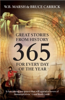365 : Great Stories from History for Every Day of the Year, Paperback