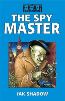 The Spy Master, Paperback Book