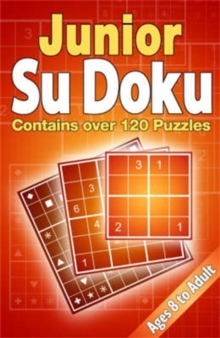 Junior Su Doku, Paperback