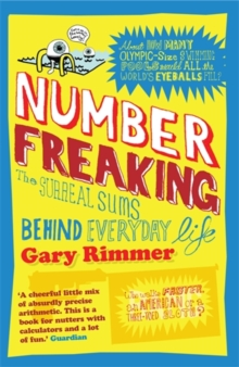 Number Freaking, Paperback Book