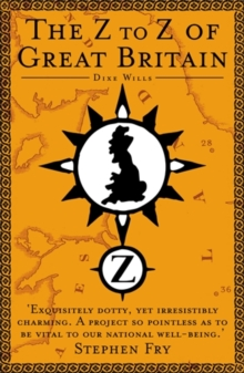 The Z to Z of Great Britain, Paperback