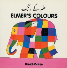 Elmer's Colours, Board book