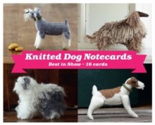 Best in Show Knitted Dog Boxed Notecards, Cards