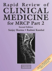 Rapid Review of Clinical Medicine for MRCP : Part 2, Paperback