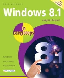 Windows 8.1 in Easy Steps, Paperback