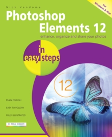 Photoshop Elements 12 in Easy Steps, Paperback