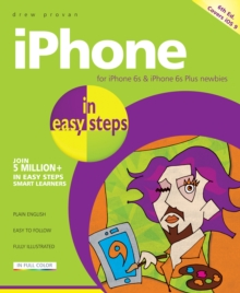 iPhone in Easy Steps : Covers iOS 9, Paperback