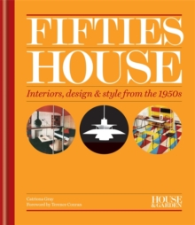 House & Garden Fifties House, Hardback Book