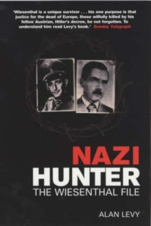 Nazi Hunter : The Wiesenthal File, Paperback