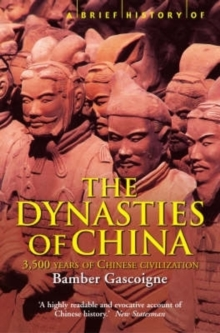 A Brief History of the Dynasties of China, Paperback
