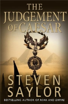 The Judgement of Caesar : A Mystery of Ancient Rome, Paperback Book